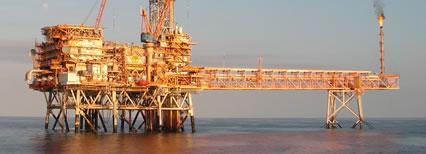 Drinkwatermaker en UV sterilizer voor offshore platform