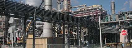 vervanging waterontharder in een proceswater installatie